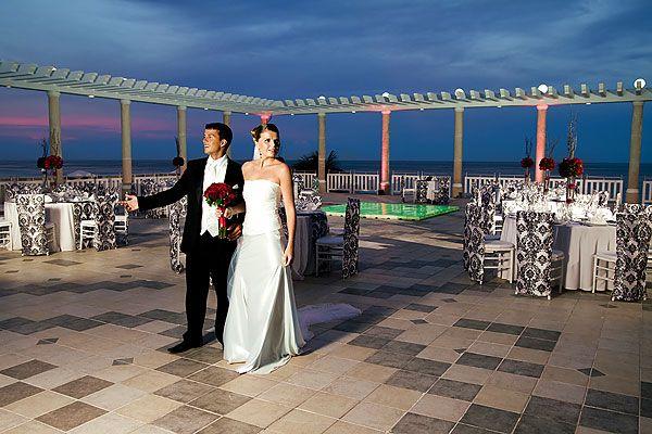 Sandos Cancun Luxury Experience Resort Mexico Weddings