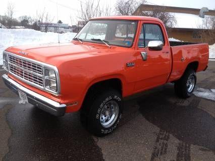 1980 Dodge pickup truck 4x4 | dodge pickups!! :) | Pinterest | Dodge ...