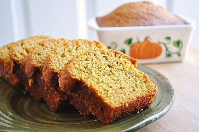 Little B Cook: Pumpkin Bread