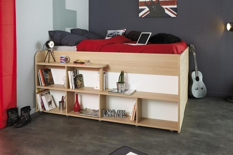 Parisot Space Up Bed A Bed That Doubles As A Closet Bunk Bed