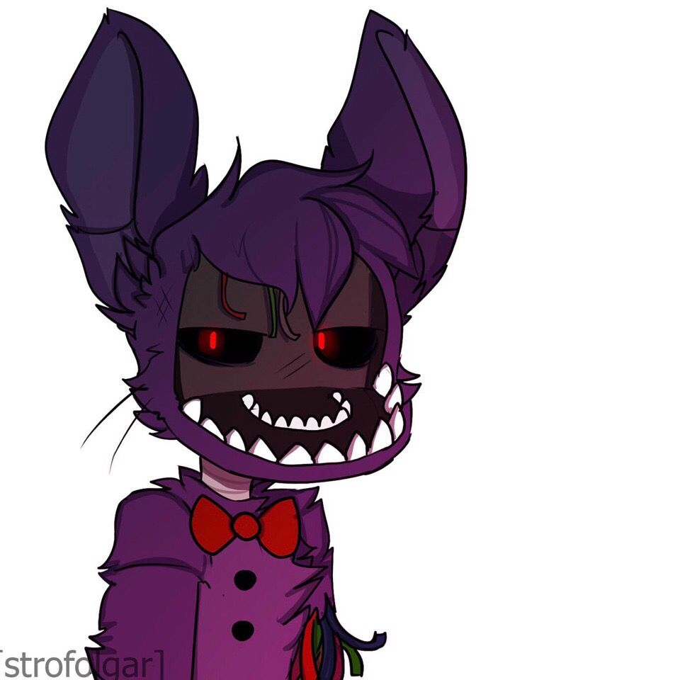 Fnaf Withered Bonnie With Images Fnaf Drawings Anime Fnaf Fnaf Characters