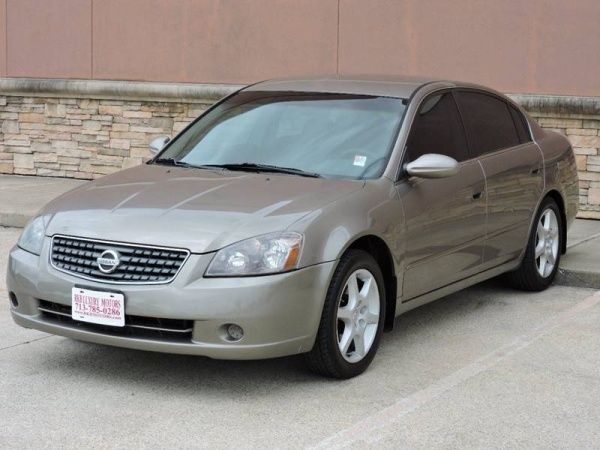 Used Cars For Sale Houston Texas Robbins Nissan: Used 2005 Nissan Altima For Sale In Houston, TX