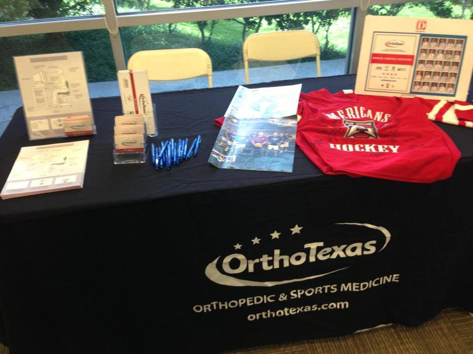 OrthoTexas, a group of certified Orthopedic Doctors