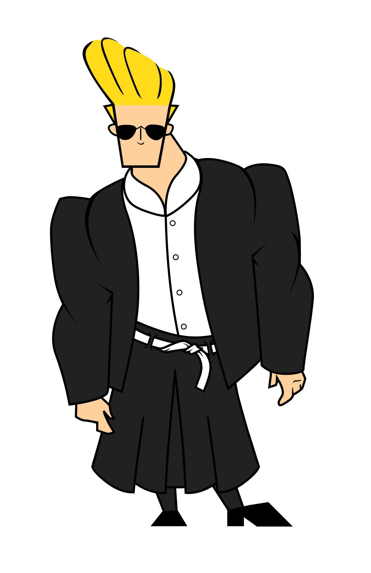 Cartoon Characters Named Johnny : Johnny s wearing yohji yamamoto the iconic cartoon