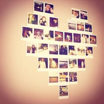 Pin by Anna Shmulevich on Photo wall ideas | Pinterest | Wall ideas ...