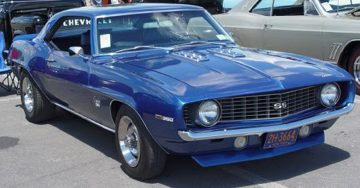 Top 10: Muscle Cars - Examples Of Why Hybrids Are Wussies | Muscles ...