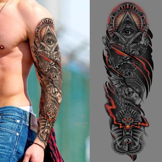 Design an illuminati tattoo | Tattoo contest