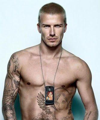 Tattoos For Men Top 10 Tattoo Designs David Beckham Tattoos Celebrity Tattoos David Beckham