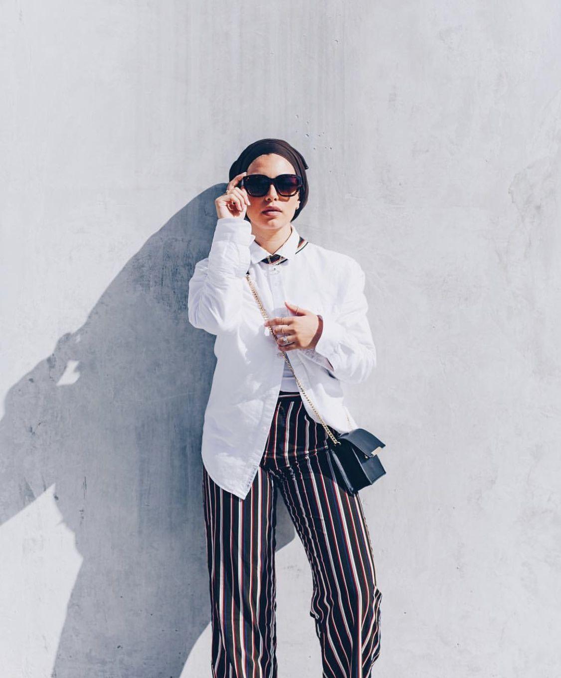 Pin by doureesha on headscarf fashion pinterest hijab outfit