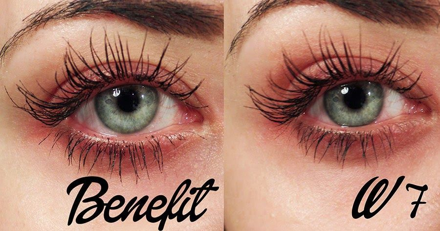 186c9dd7cc2 ✞SimpelKompliziert✞: [ DUPE ]Benefit they're Real Mascara Dupe – W7  Absolute Lashes Review