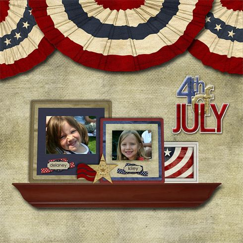 4th Of July by -Tracy-