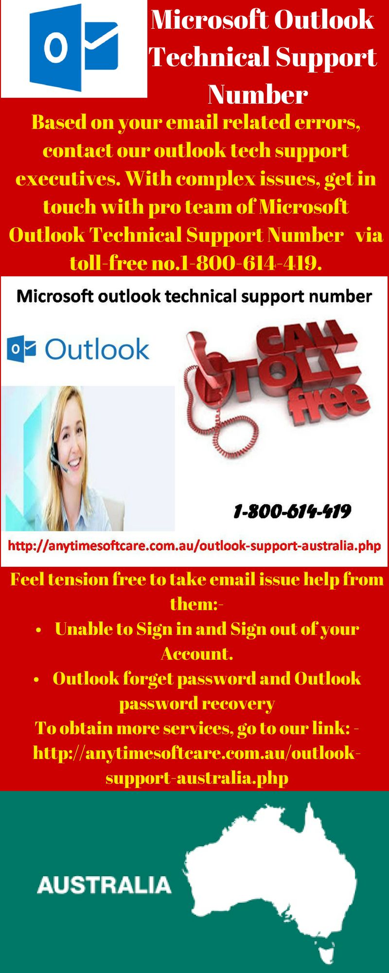 Based on your email related errors, contact our outlook