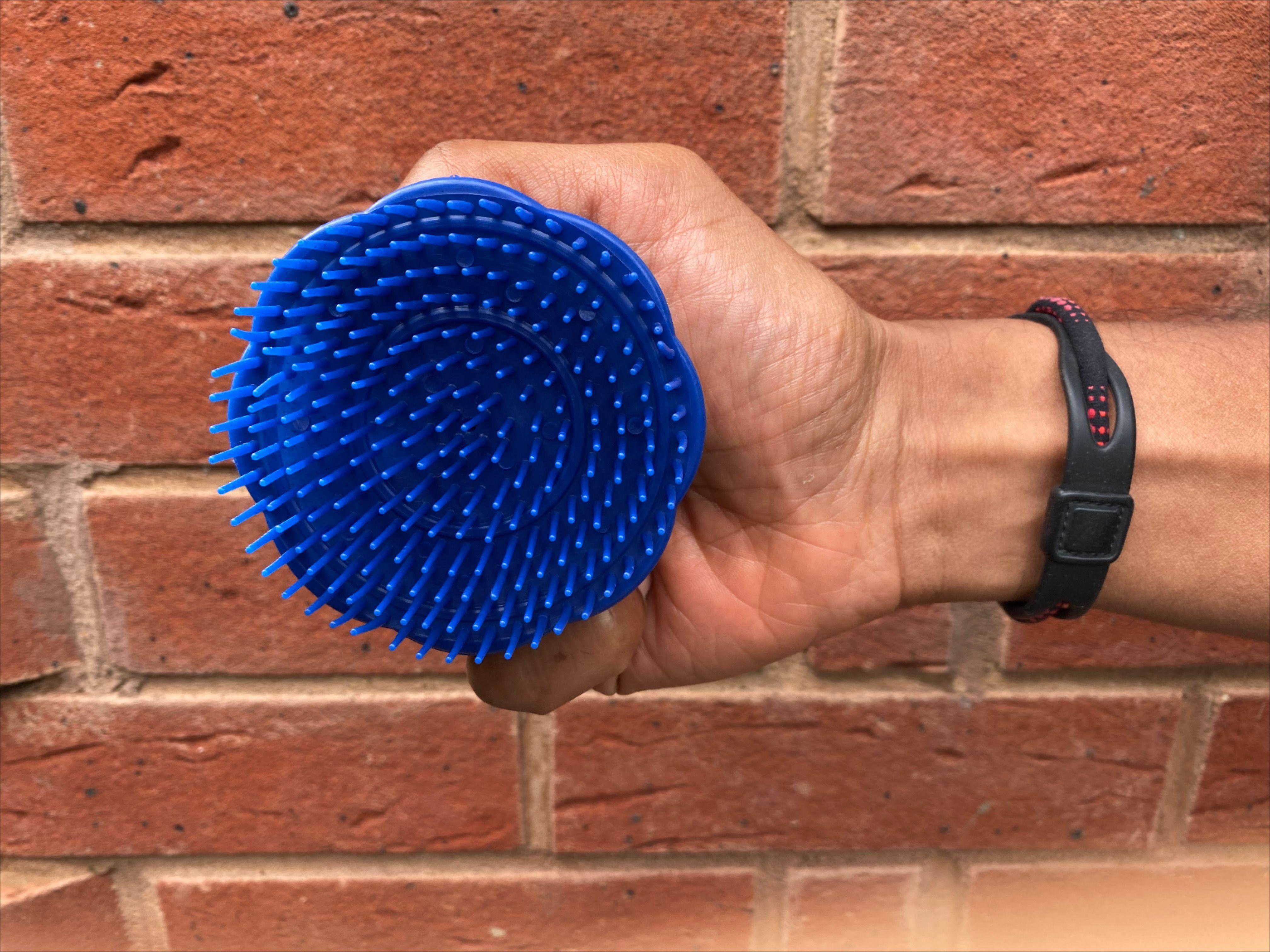 Pin On Exfoliating Bath Glove