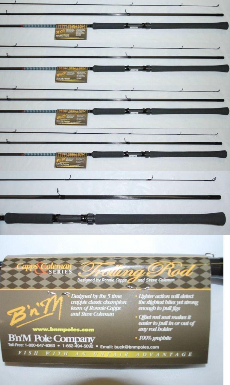 Bnm Poles Crappie Fishing