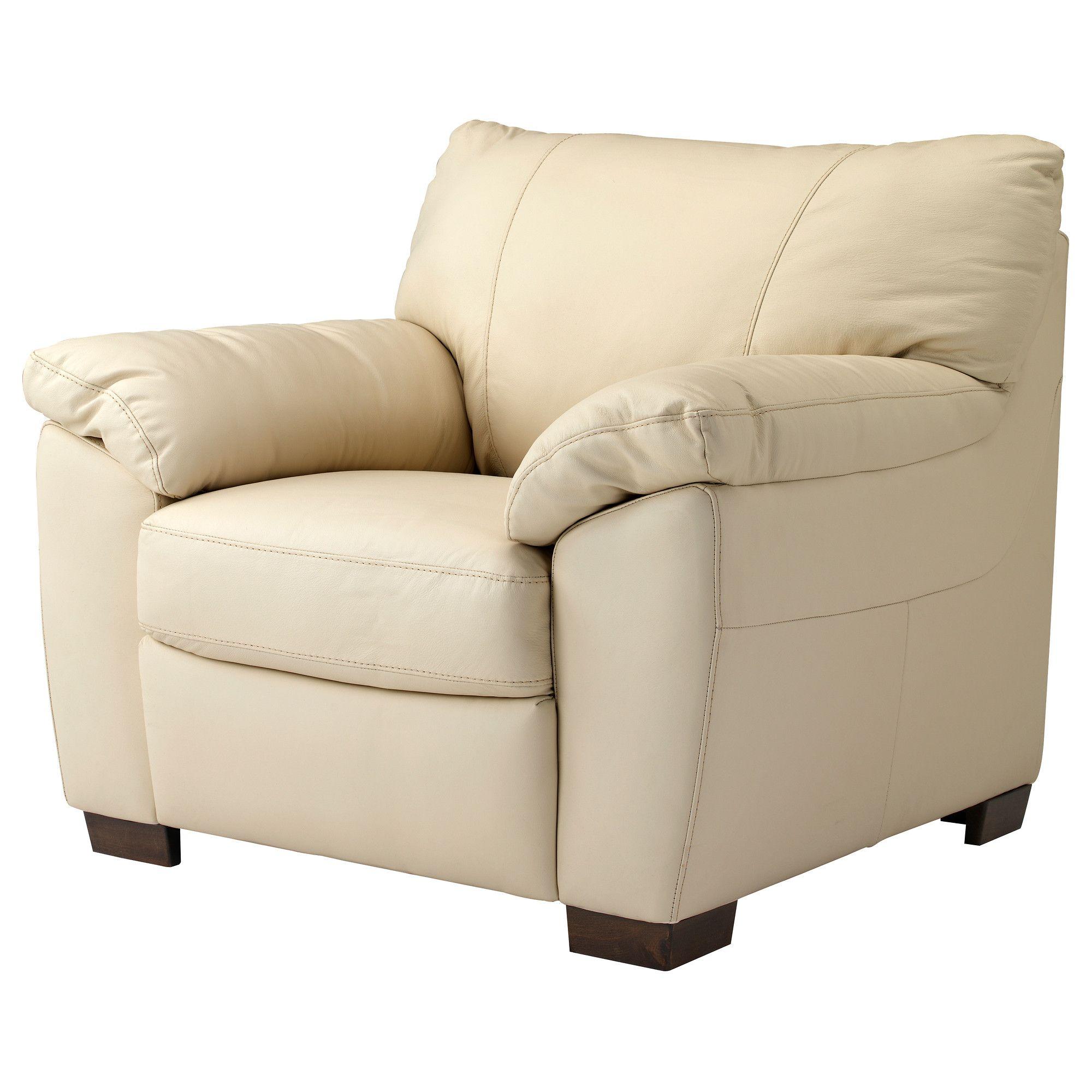 US Furniture and Home Furnishings Ikea leather sofa