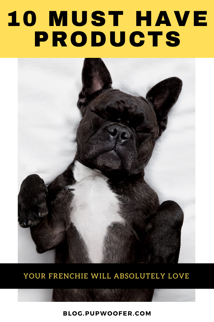 Top 10 Best Products For French Bulldogs Pup Talk In 2020 Cute French Bulldog French Bulldog Bulldog