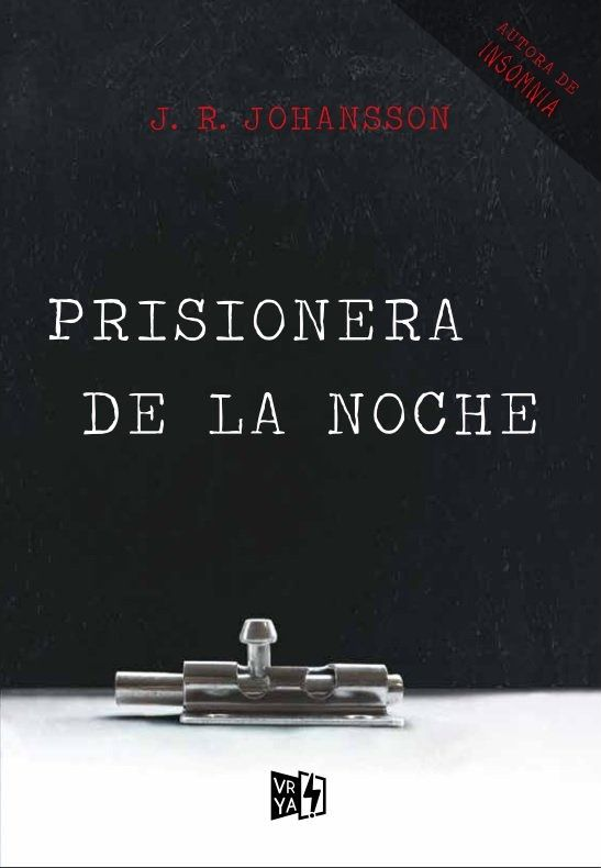 Prisionera de la noche - J R  Johansson | Los mejores libros