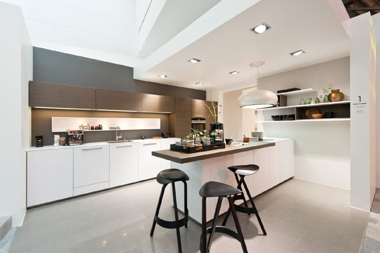 Description de nolte kuchen NOVA MANQUE cuisine de luxe - nolte k chen bilder