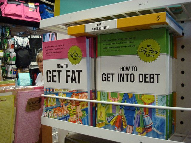 Leave the Self-Help Section Behind.