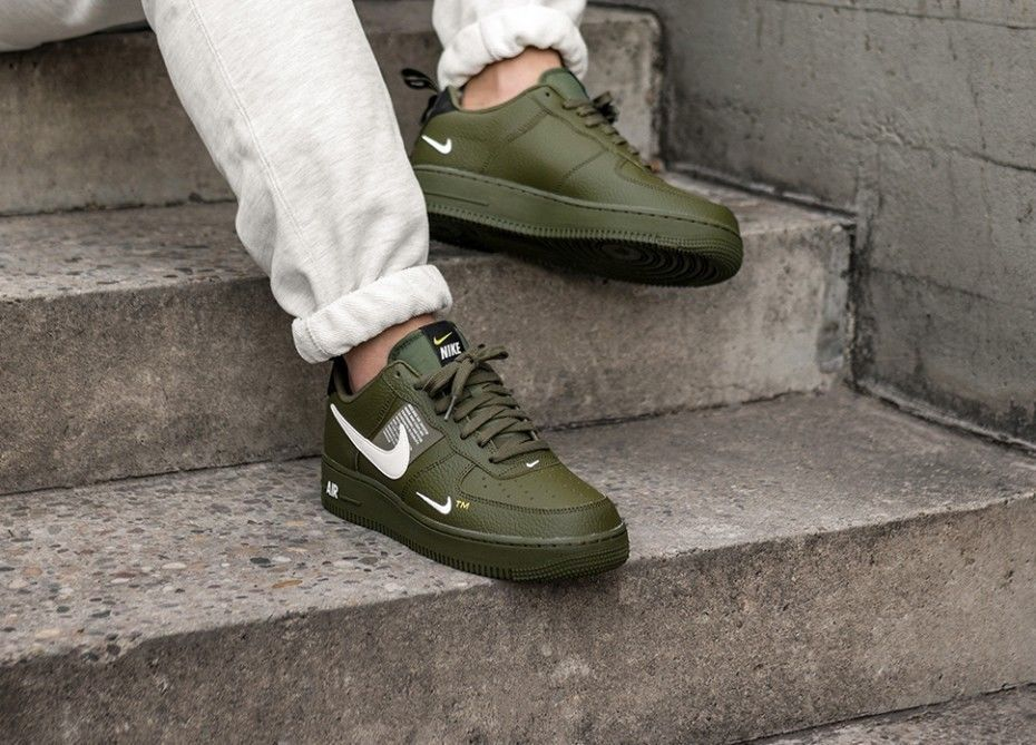 green air force utility