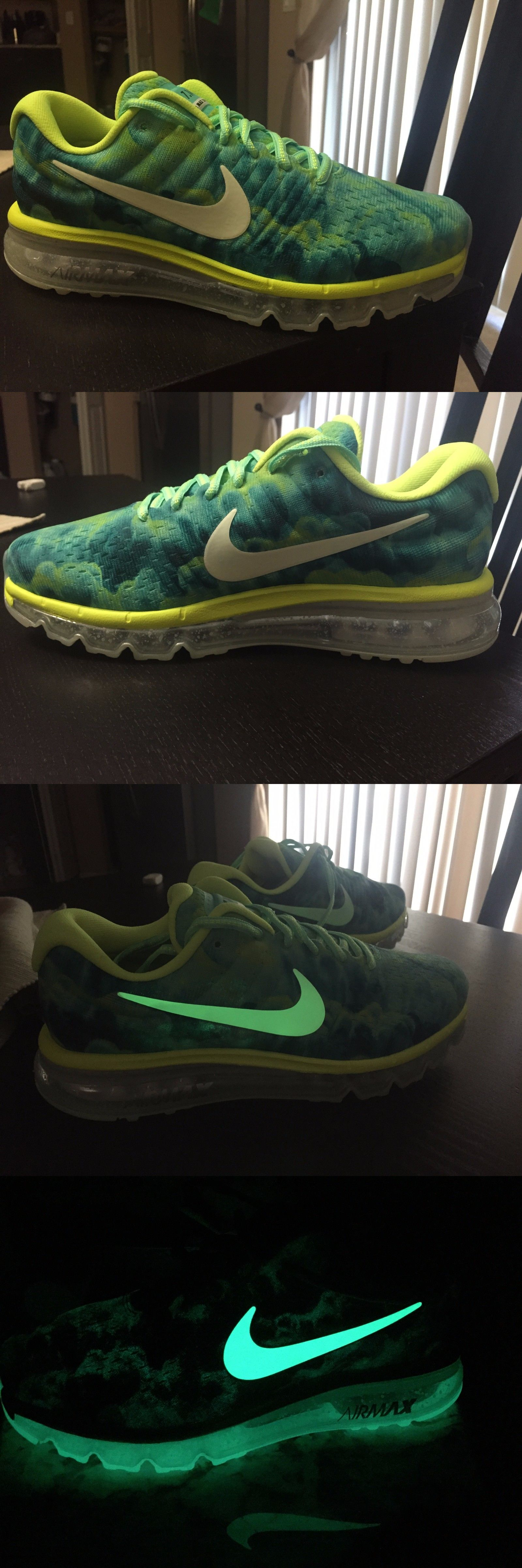 Athletic 95672: Nike Air Max 2017 Id Women S Running Shoes (Size 9