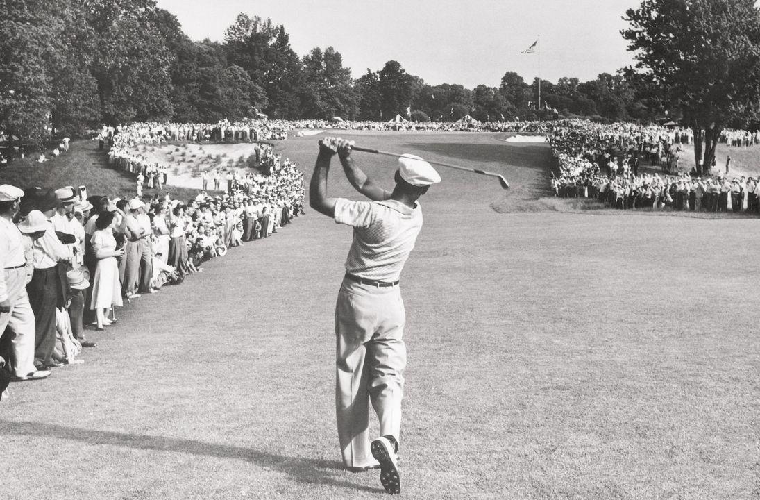 The Modern Fundamentals of Golf, Ben Hogan 1950