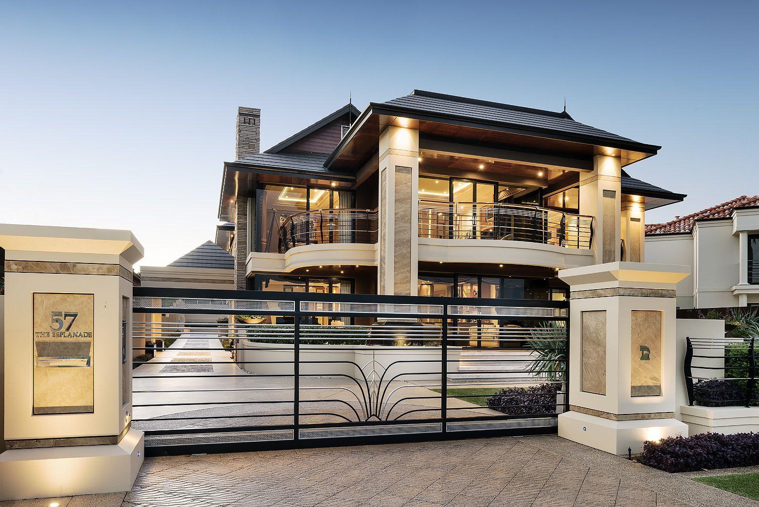 Nedlands Zorzi Homes House Designs Exterior Dream House Interior Modern House Design