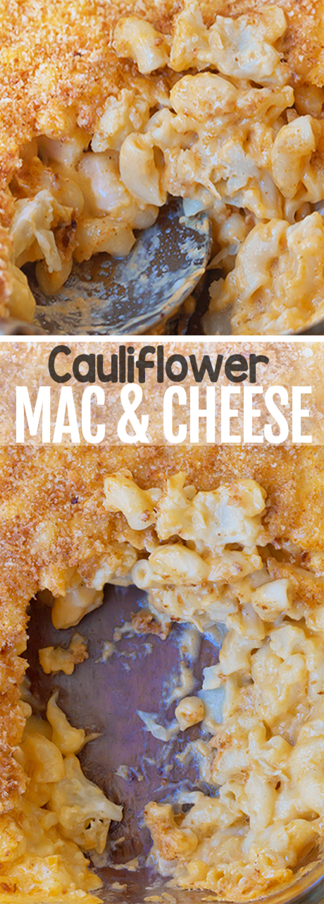 Skinny Cauliflower Mac And Cheese Whole Food Recipes Vegan Cauliflower Vegetarian Vegan Recipes