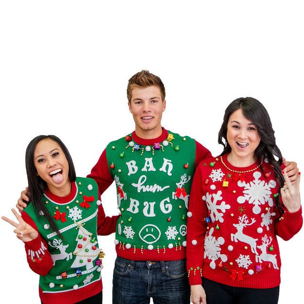 Diy Ugly Sweater Kit Diy Stuffs Ugly Christmas Sweater