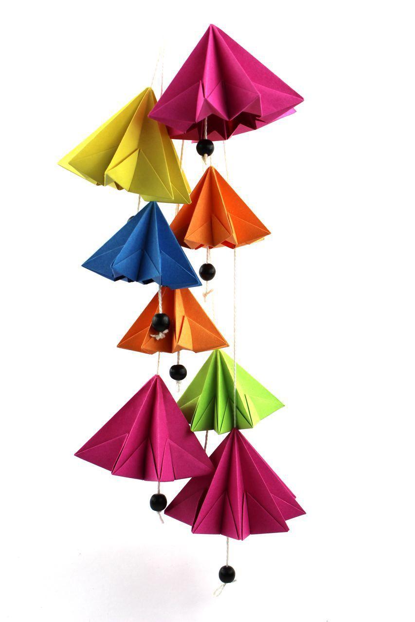 sternenh nger mobile tipps pinterest diy origami origami und 3d. Black Bedroom Furniture Sets. Home Design Ideas