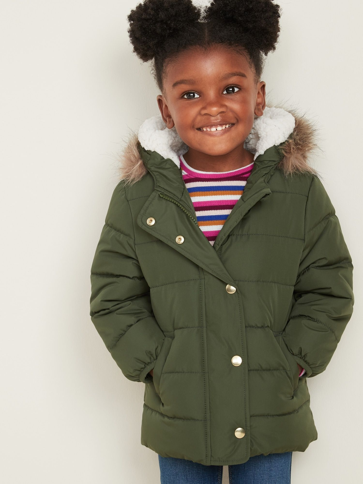 Frost Free Long Puffer Jacket For Toddler Girls Old Navy Toddler Girl Jackets Kids Clothes Online Shopping Toddler Girl Outfits [ 2000 x 1500 Pixel ]