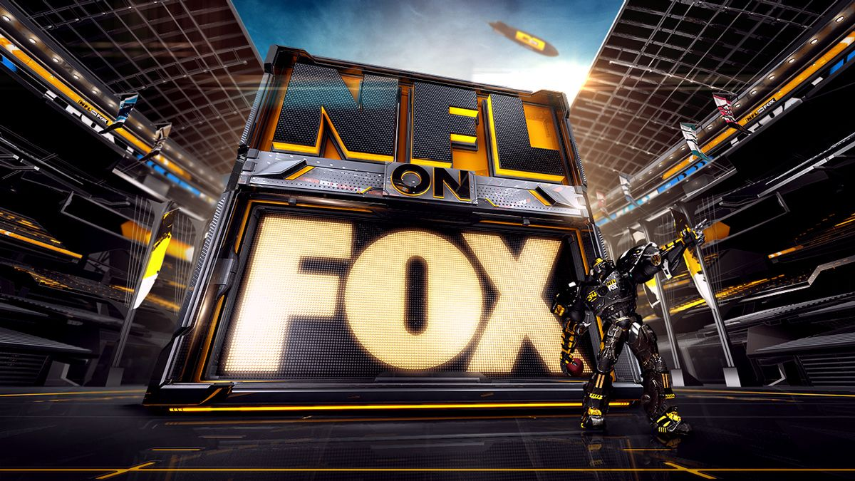 NFL on FOX Game Package on Behance Fox games, Sports