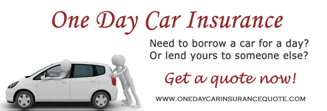 Get One Day Car Insurance Usa Policy Quote And Coverage For 1 Day With Images Car Insurance Auto Insurance