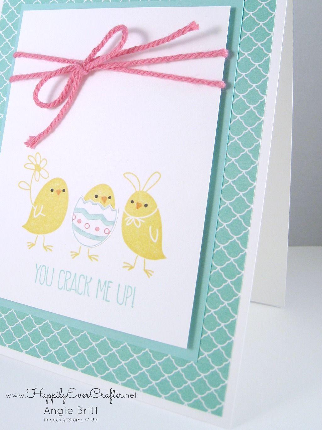 diy easter card for peeps sake card ideas pinterest easter
