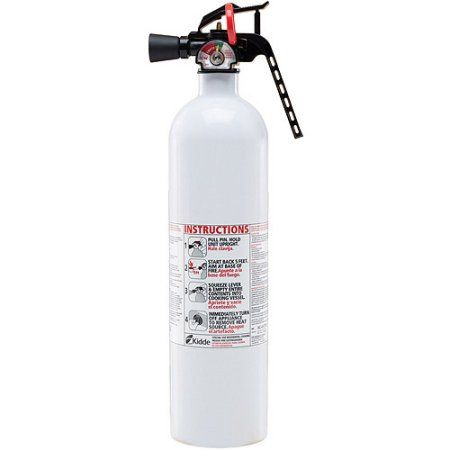 Kitchen Fire Extinguisher With Low Velocity Nozzle Ressp Walmart
