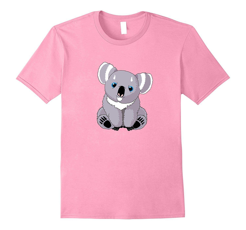 Koala Emoji T-shirt Emoticon Cute Koala Bear Smile TShirt | Products ...