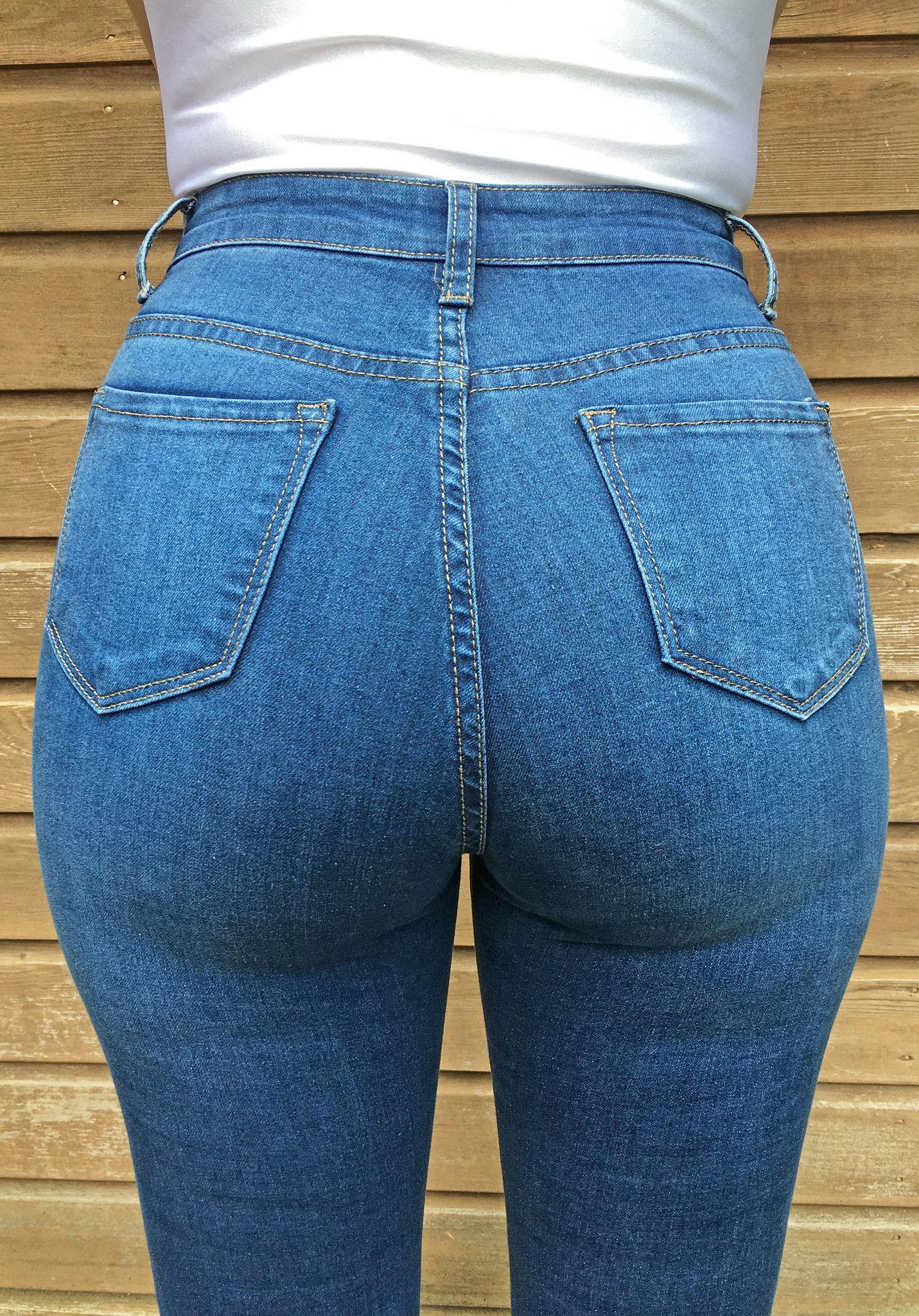 Arsch In Jeans