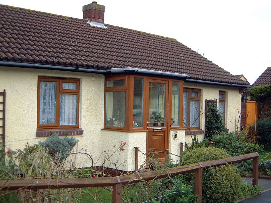 porch designs for bungalows uk