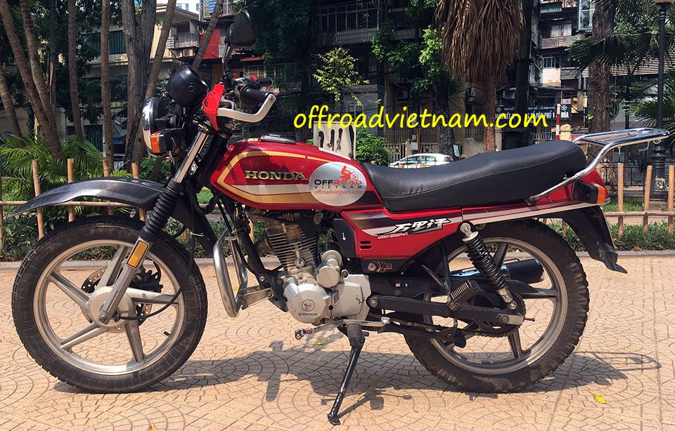 Used Honda Cgl125 Touring Motorcycle For Sale In Hanoi