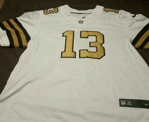best sneakers 5a92d 03c21 Michael thomas #13 jersey | new orleans saints | color rush ...