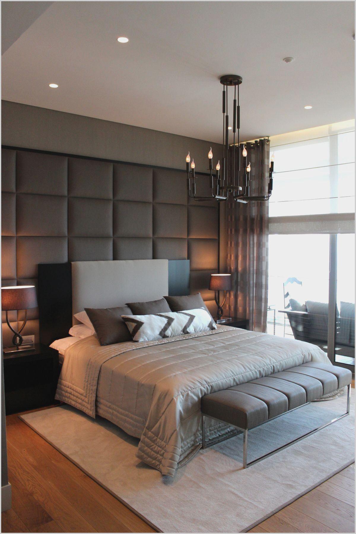 Bedroom Interior Design 2018 Em 2020 Quarto Principal De Luxo Quartos Luxuosos Ideias De Quarto Moderno