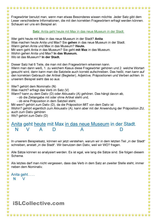 Beste Frei Verb Arbeitsblatt Ideen - Arbeitsblatt Schule ...