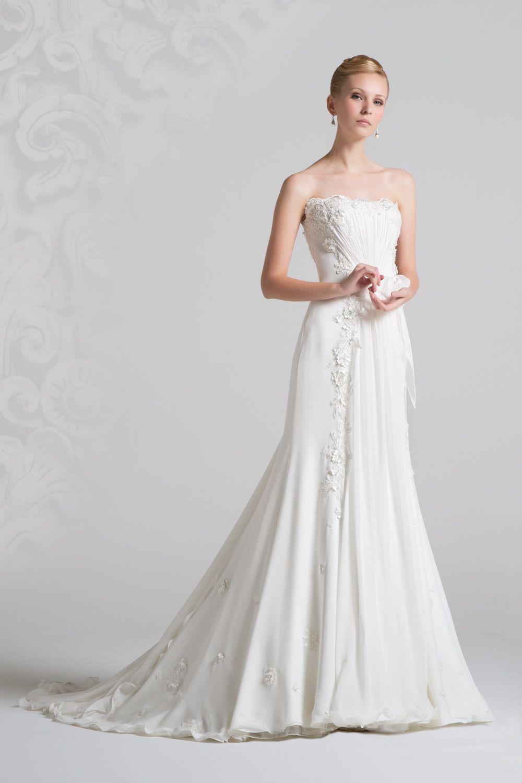 #AtelierRoma Abiti da sposa  #Moda raffinata e #MadeinItaly