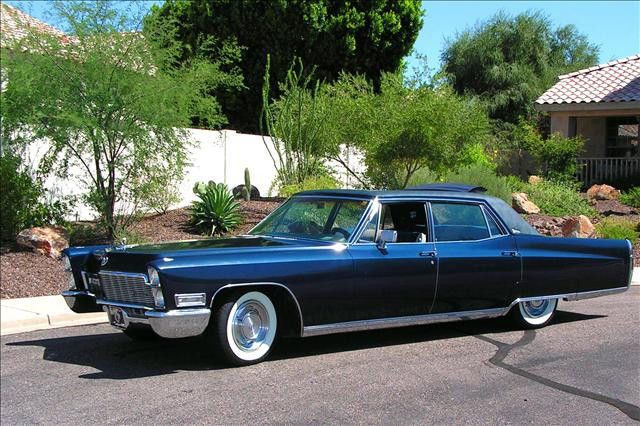 Ebay 1968 Cadillac Fleetwood Brougham 1968 Cadillac Fleetwood