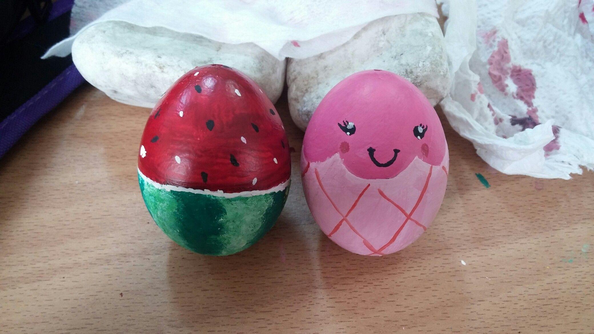 Yumurta Boyama Sanati Yumurta Yumurtalar Elsa