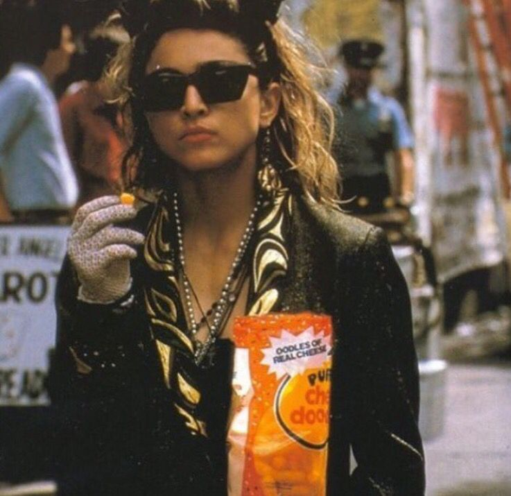 Madonna   Desperately seeking susan, 80s trends, Madonna
