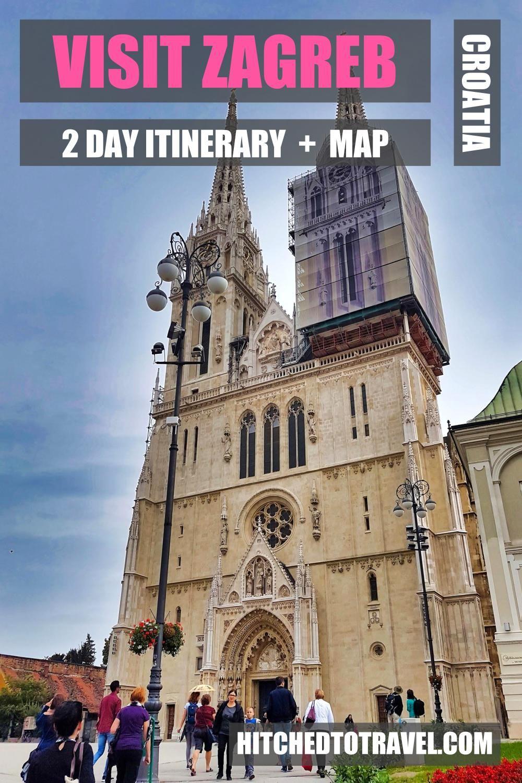 Zagreb Travel Guide Visit Zagreb In Croatia Croatia Travel Guide Travel Croatia Travel