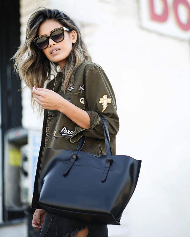 Jill of Little Black Boots Blog wears the DAYTRIPPER sunglasses by DITA  Eyewear. e2cafb05f81