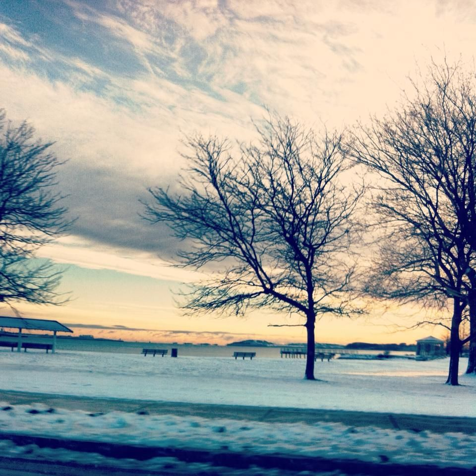 Carson Beach South Boston Last Day Of 2012