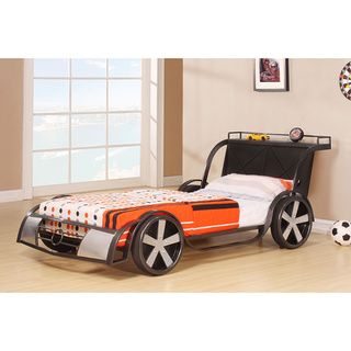 copy of youth twin car bed overstockcom shopping big discounts on kids